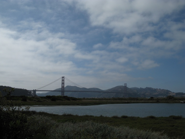 Bridge from Crissy Fields