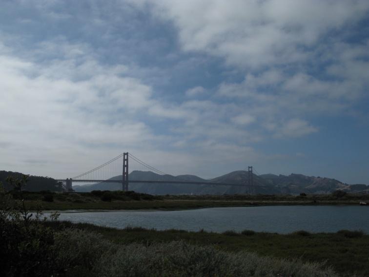Bridge from Crissy Fields