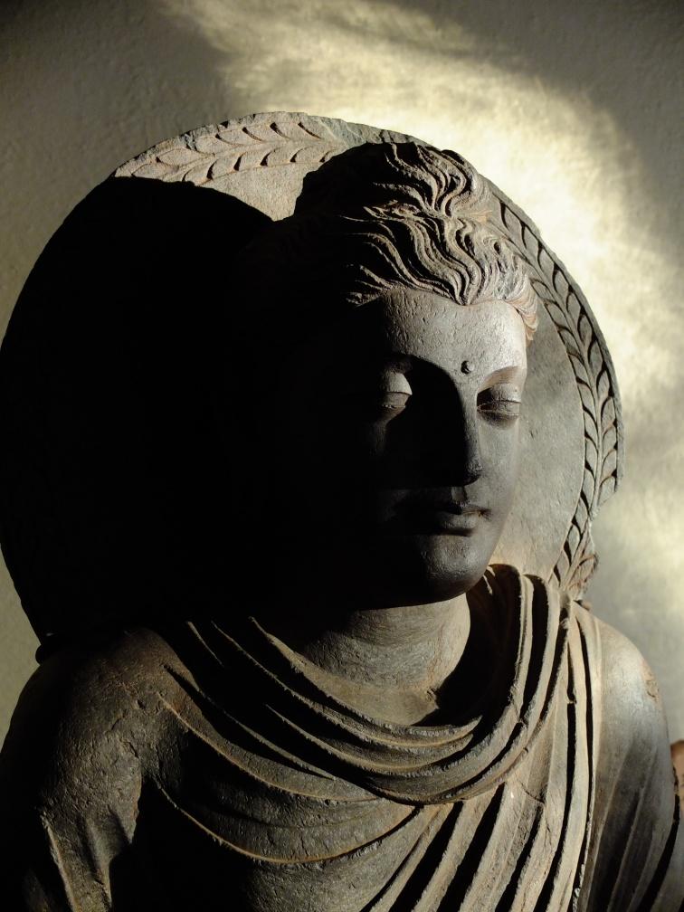 Buddha morning sun best