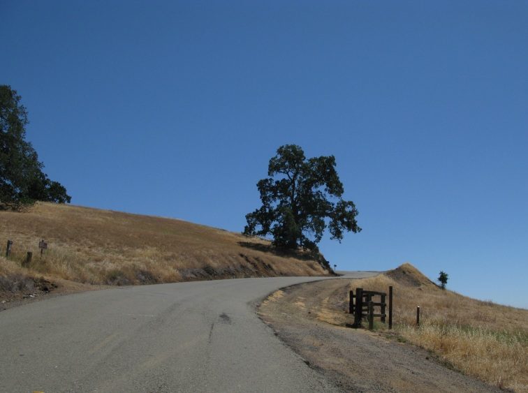 Diablo North Gate Road