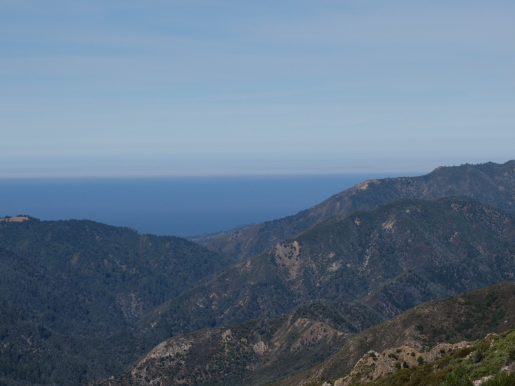 Black cone hike - Black Cone fourth section ocean gap.jpg