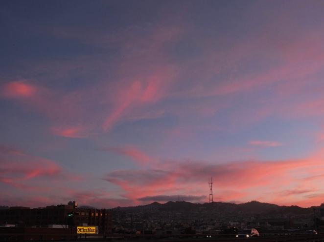 80 sunset Mt Sutro 2