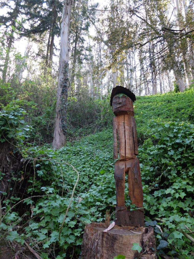 Mt Sutro woods statue.jpg